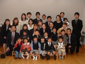 3月26日卒園式7