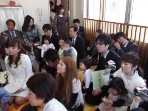 4月2日入園・進級式2