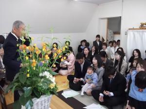 4月2日入園・進級式3