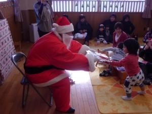 12月24日クリスマス会あひる6
