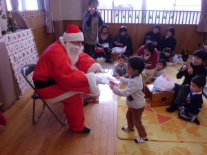 12月24日クリスマス会あひる7