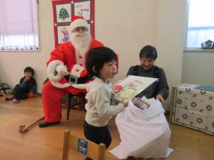 12月24日クリスマス会うさぎ5