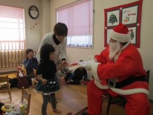 12月24日クリスマス会うさぎ6