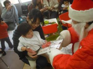 12月24日クリスマス会ひよこ3