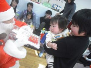 12月24日クリスマス会ひよこ4